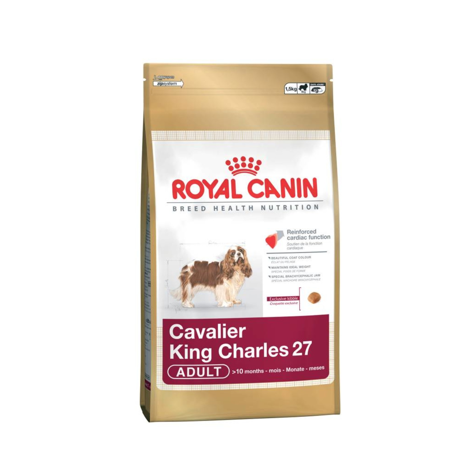 Royal Canin Cavalier King Charles Adult Dog Dry Food