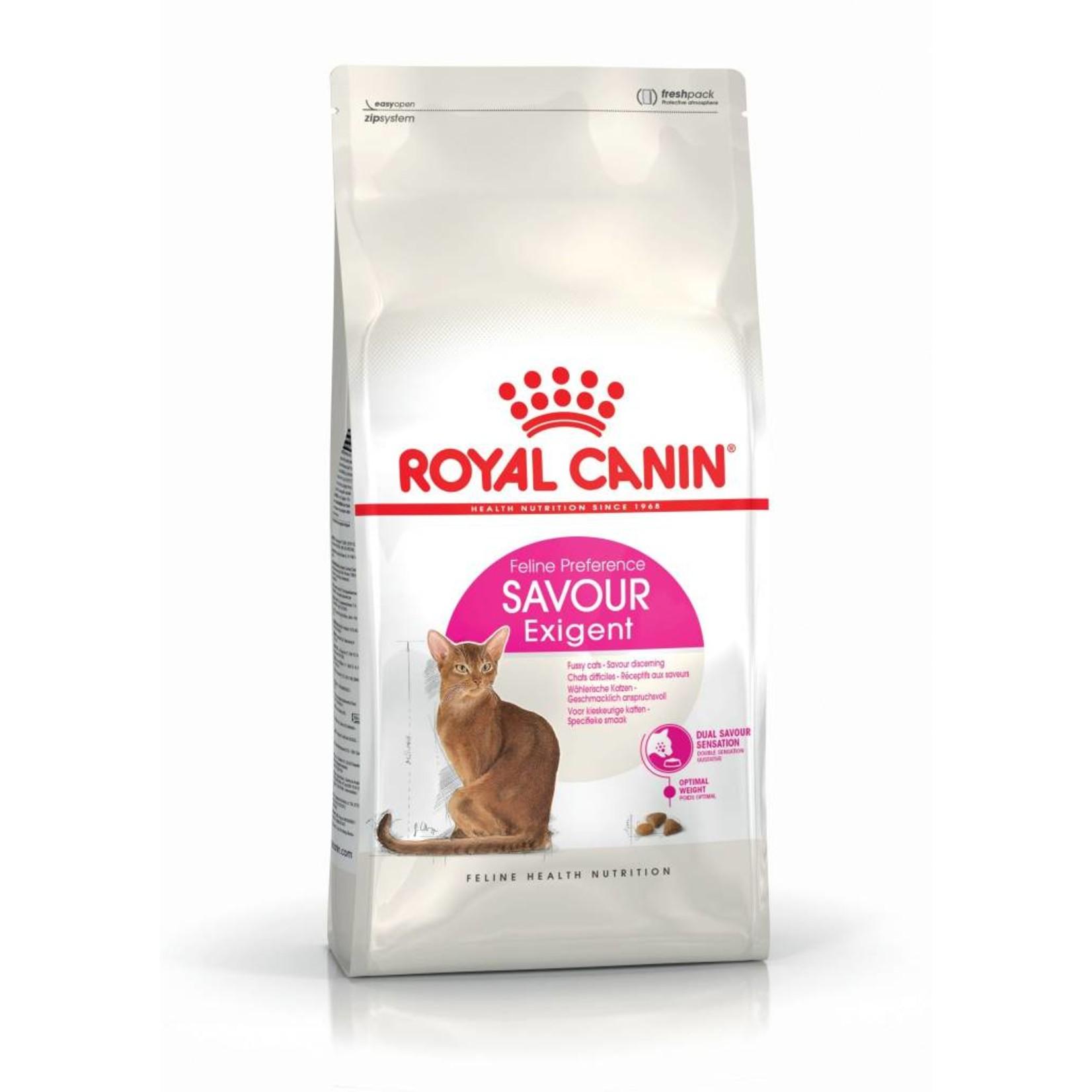 Royal Canin Exigent Savour Sensation Adult Cat Dry Food