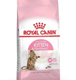 Royal Canin Second Age Kitten Sterilised Food