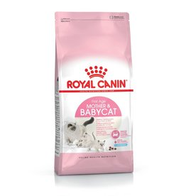 Royal Canin Mother & Babycat Queen & Kitten Dry Food