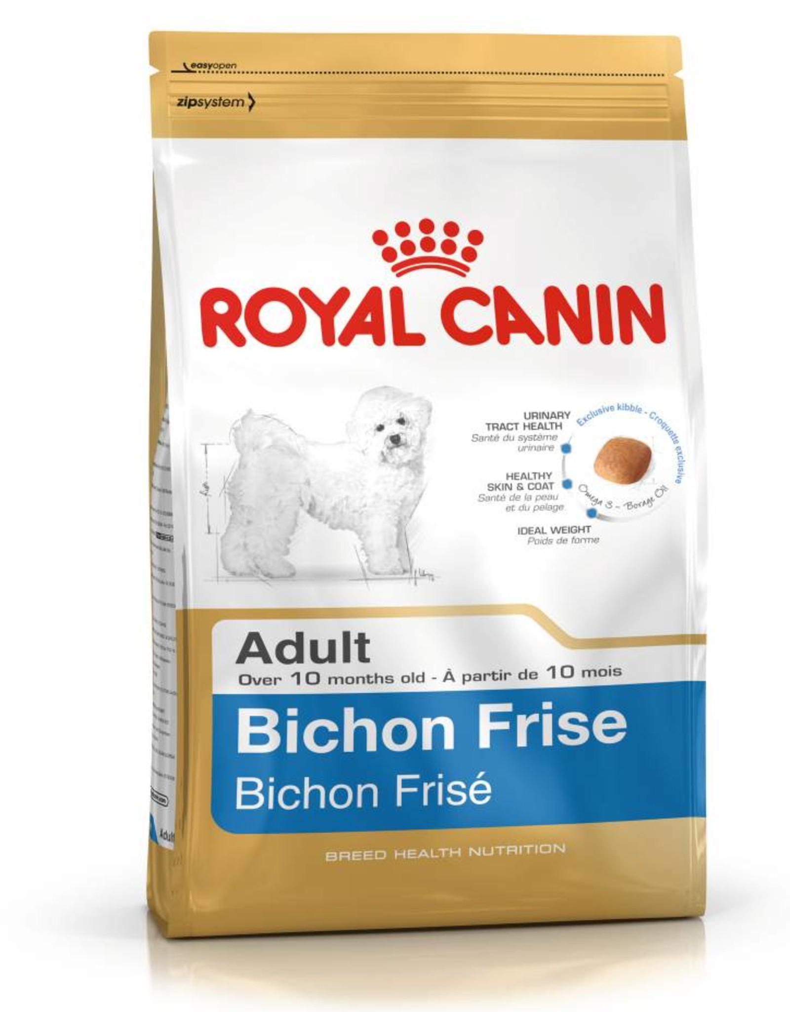 Royal Canin Bichon Frise Dog Food 1.5kg