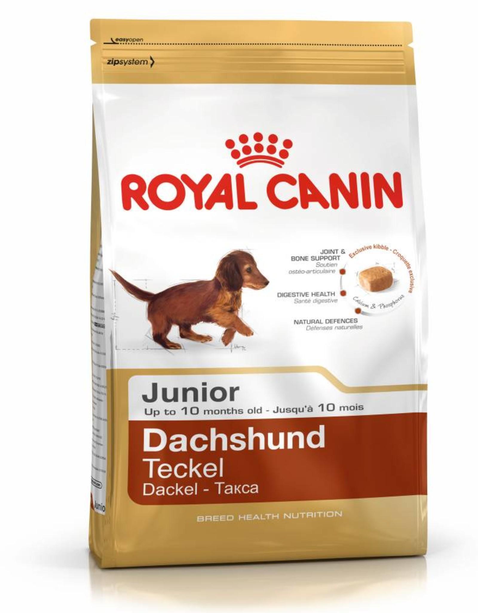 Royal Canin Dachshund Junior Dog Food 1.5kg