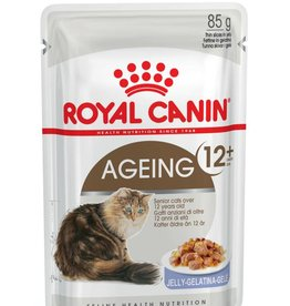 Royal Canin Feline Ageing +12 Pouch in Jelly Wet Cat Food 85g
