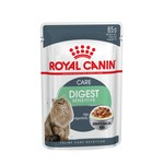 Royal Canin Digest Sensitive Adult Cat Wet Food Pouch with Gravy, 85g