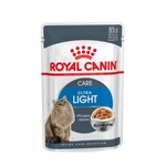 Royal Canin Light Weight Care Adult Cat Wet Food Pouch with Jelly, 85g