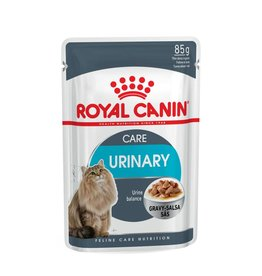 Royal Canin Urinary Care Adult Cat Wet Food Pouch with Gravy, 85g