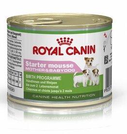 Royal Canin Starter Mousse Mother & Babydog Wet Food Can, 195g