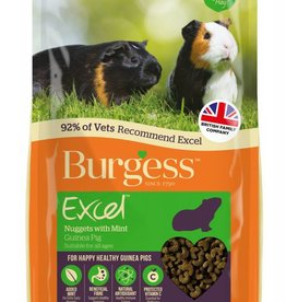Burgess Excel Guinea Pig Nugget Food