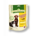 James Wellbeloved Crackerjacks Hypo-Allergenic Dog Treats, Lamb, 225g