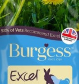 Burgess Excel Country Garden Herbs for Small Animals 120g