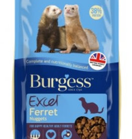 Burgess Excel Ferret Food Nuggets 2kg