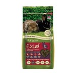 Burgess Excel Mature Rabbit Nugget Food, Cranberry & Ginseng, 2kg