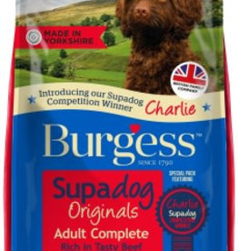 Burgess Adult Dog Food, Beef