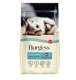 Burgess Kitten Food, Chicken 1.5kg