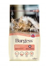 Burgess Adult Cat Dry Food, Scottish Salmon