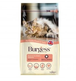 Burgess Cat Adult, Scottish Salmon