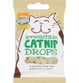 Good Girl Catnip Drops Cat Treats, 50g