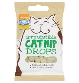 Good Girl Catnip Drops Cat Treats, 40g