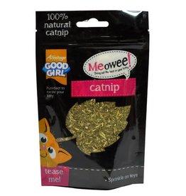 Good Girl Catnip Leaves for Cat Toys, 25g
