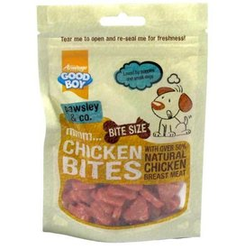 Good Boy Good Boy Pawsley & Co Chicken Bites Dog Treats  65g