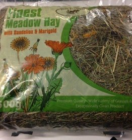 Pure Pastures Finest Meadow Hay with Dandelion & Marigold 500g