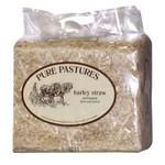 Pure Pastures Barley Straw, Mini Bag