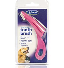 Johnsons Fresh Breath Toothbrush for dogs & cats