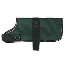 Animate Breathe Comfort Padded Green Dog Coat