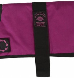 Animate Breathe Comfort Padded Raspberry Dog Coat