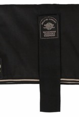 Animate Breathe Comfort Unlined Black Dog Coat