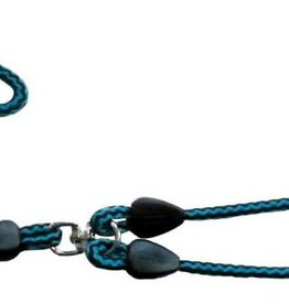 Animate Trigger Hook Lead & Coupler Blue & Black 42inch x 6mm