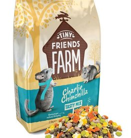 Supreme Charlie Chinchilla Tasty Mix Food, 2.5kg