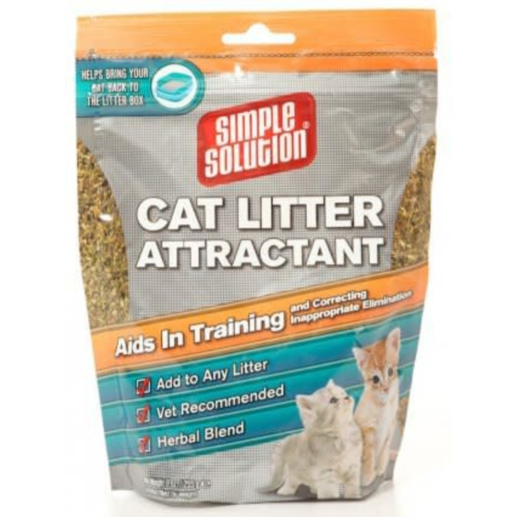 Simple Solution Cat Litter Attractant, 255g