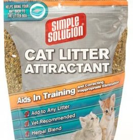 Simple Solution Cat Litter Attractant 255g