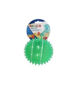 Animal Instincts Chewies Spikey Ball Dog Toy