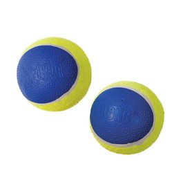 KONG Ultra Squeaker Air Ball Dog Toy Large 2 pack