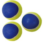 KONG Ultra Squeaker Air Ball Dog Toy Medium 3 pack