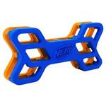 Nerf Exo Bone Treat Feeder Dog Toy