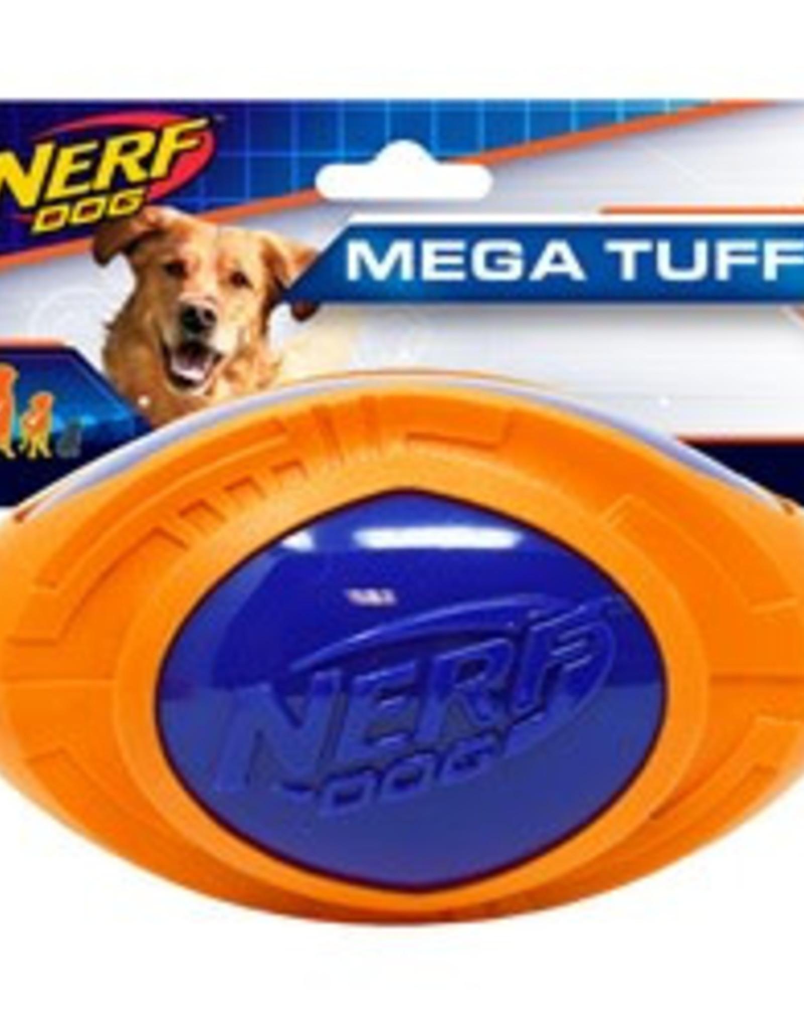 Nerf Dog Mega Tuff Football Toy