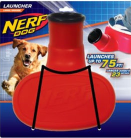 Nerf Dog Stomper Tennis Ball Launcher Toy