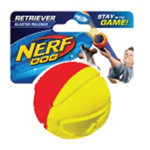 Nerf Tennis Blaster Hydrosport Ball Dog Toy, 6.4cm