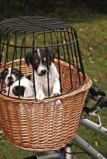 Trixie Bicycle basket with lattice, 44 x 48 x 33cm