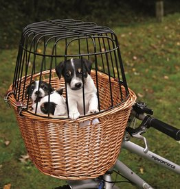Trixie Bicycle basket with lattice, 44 x 48 x 33cm