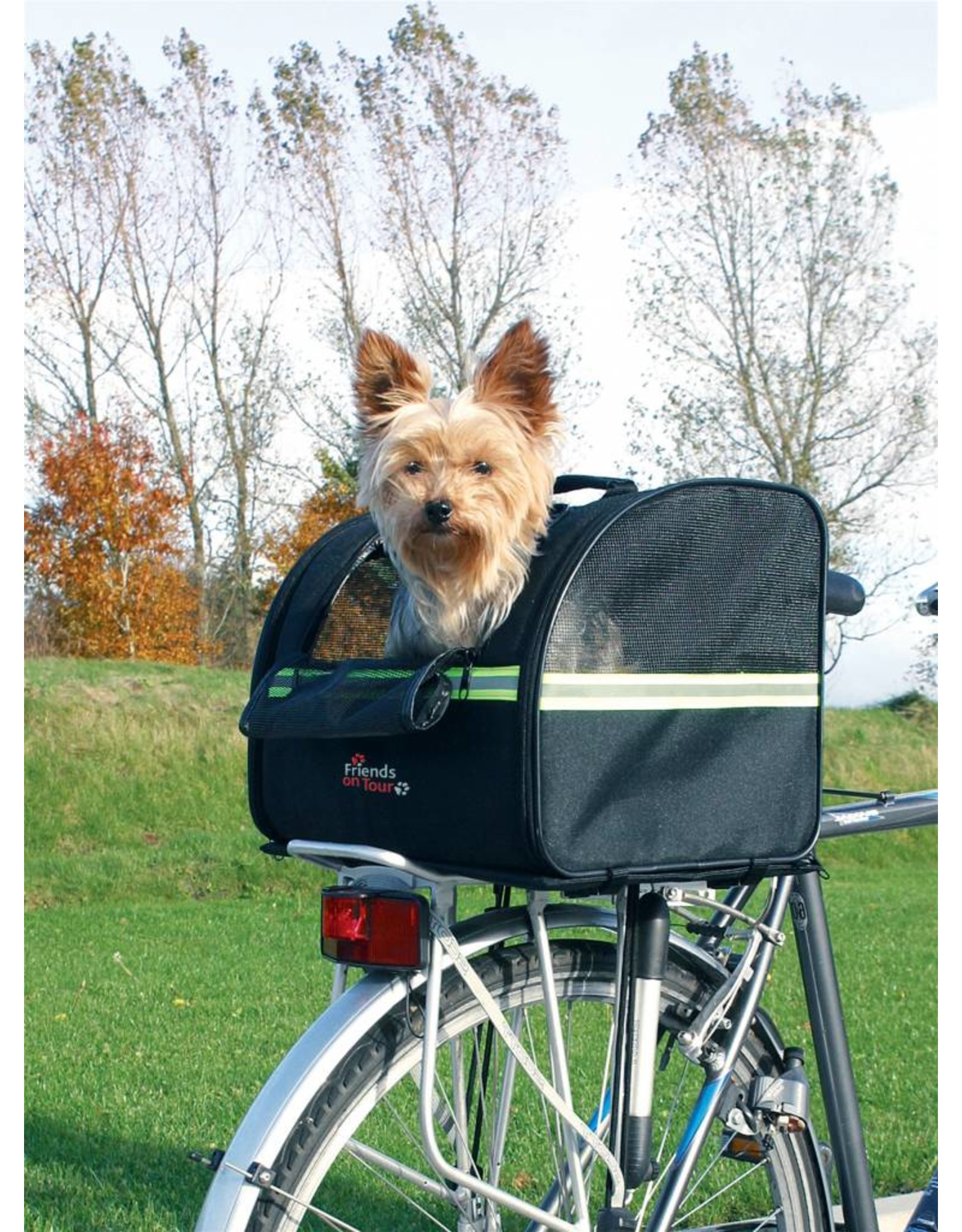 Trixie Bicycle Bag for Bicycle Rack, 35 x 28 x 29cm