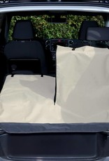 Trixie Car Boot Dividable Cover, Beige 1.8 x 1.3m