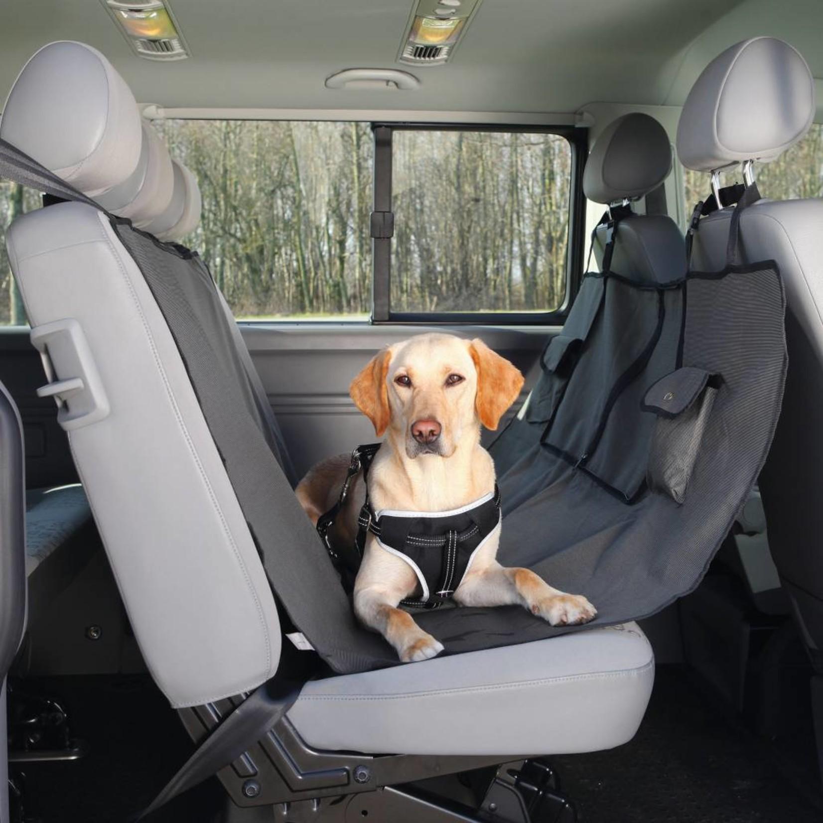 Trixie Car Seat Cover Grey, 1.40m x 1.45m
