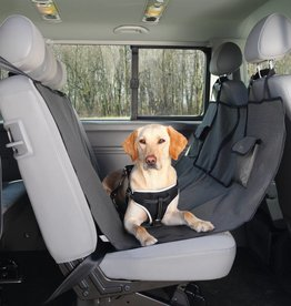 Trixie Car seat cover, black-brown 1.40 x 1.45m