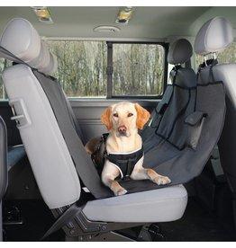 Trixie Car Rear Seat Cover, Grey, 1.40 x 1.45m