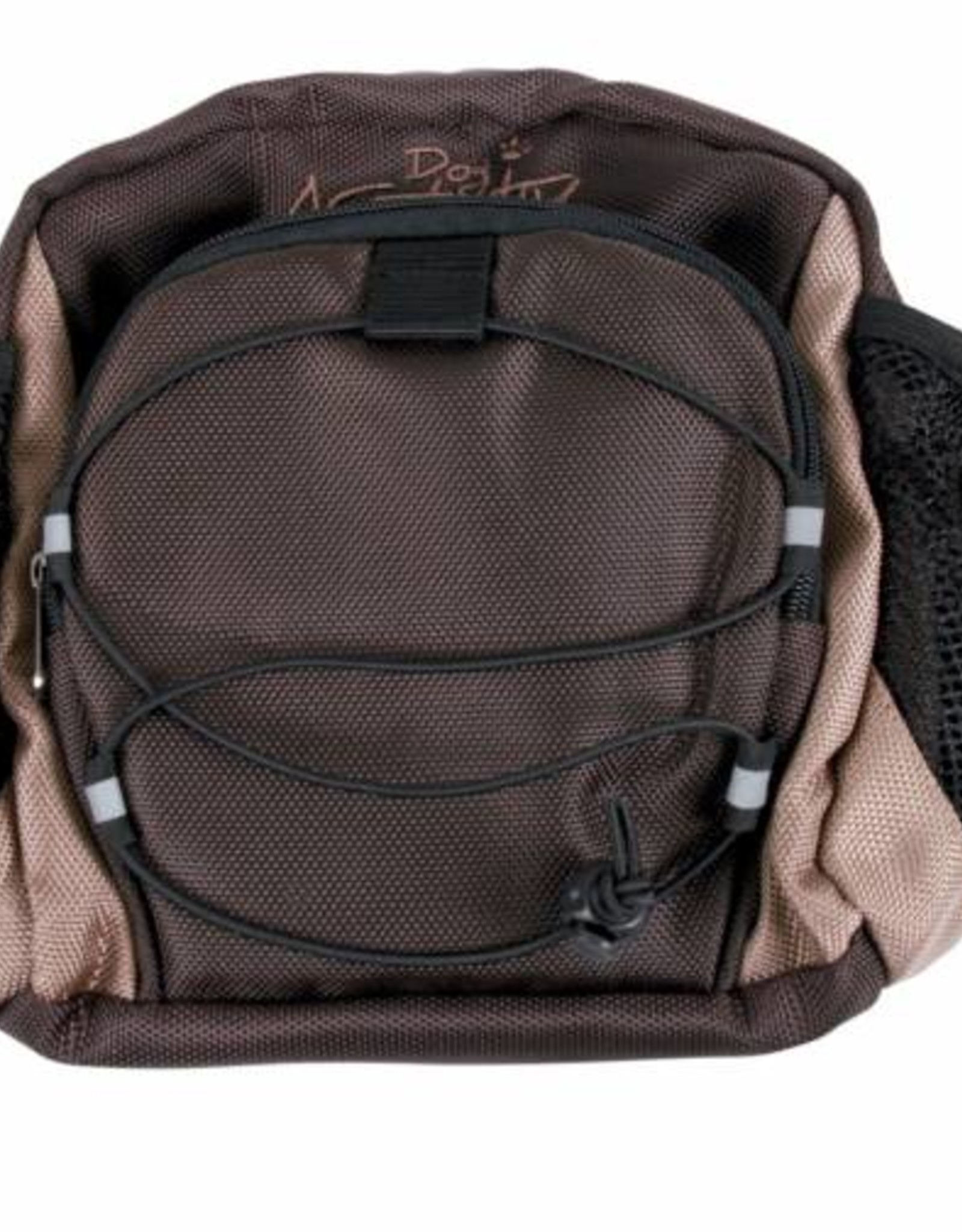 Trixie Dog Activity Multi Belt Hip Bag, Brown & Black, 57-138cm
