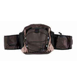 Trixie Dog Activity Multi Belt Hip Bag, Brown & Black, 57-138cm